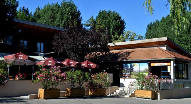 Restaurant L'Oregon à Gap, au Camping Alpes Dauphiné
