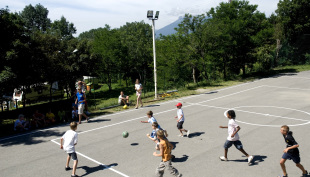 Multisports ground to Alpes Dauphiné
