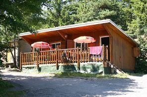 Bungalow Camping Alpes Dauphiné